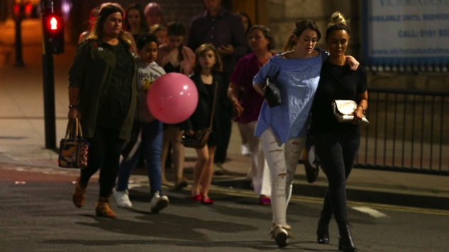 United Kingdom police: 19 confirmed dead in explosion at Grande concert
