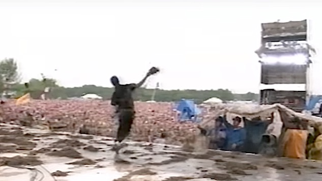 Paste Vault: Watch Green Day's Day of Peace, Love and Mud in 1994