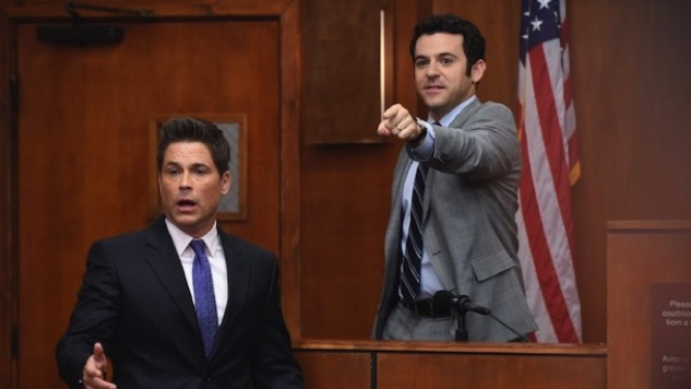 <i>The Grinder</i>'s Finale Takes Us Back to Where it All Began