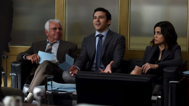 <i>The Grinder</i> Review: &#8220;A System on Trial&#8221;
