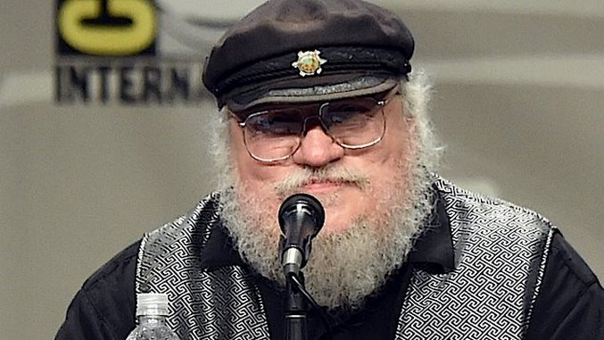 I Think The Internet Has Cracked the Code for the Release Date of George R.R. Martin's <i>The Winds of Winter</i>