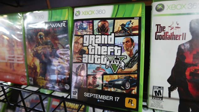Bag of Meth Found by 11-Year-Old in Used Copy of <i>GTA V</i>