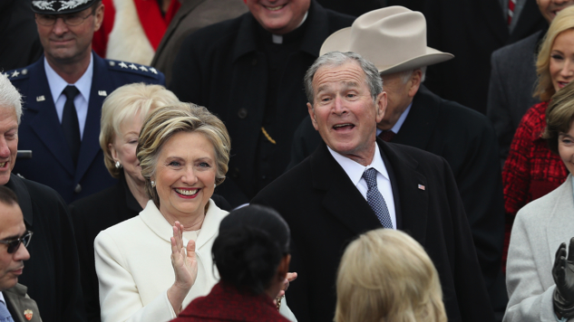 George W. Bush is No Saint, but He Had the Best Possible Reaction to Trump's Inauguration Speech