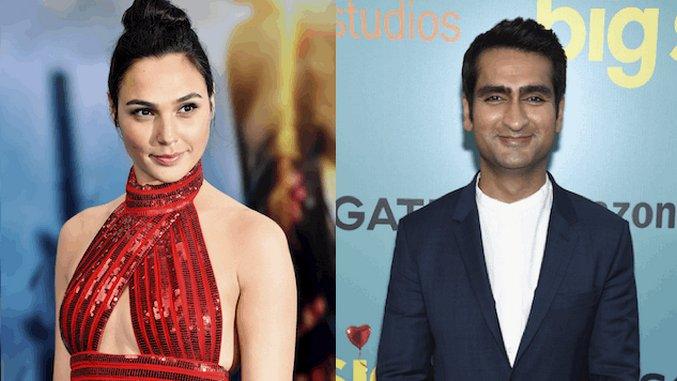 Gal Gadot, Kumail Nanjiani Set to Host <i>Saturday Night Live</i>