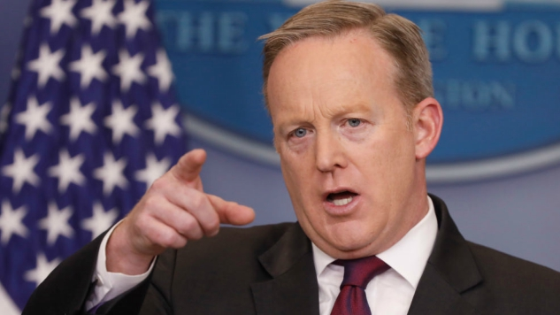 CNN, <i>New York Times</i> and More Barred from White House Press Briefing