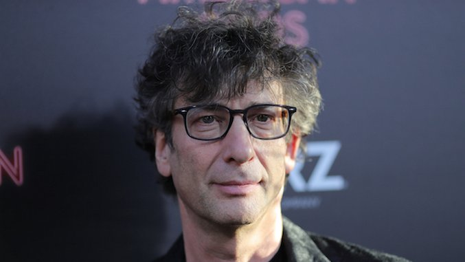 Neil Gaiman Shares First Photos from <i>Good Omens</i> Set