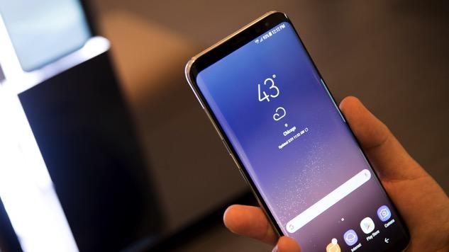 Samsung Galaxy S8 Design Leaks on Twitter