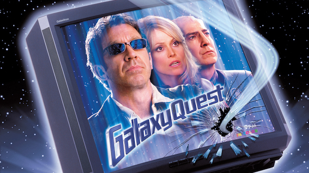 Giveaway: Win David Newman's <i>Galaxy Quest</i> Soundtrack on Vinyl!