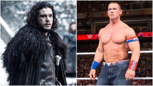 Matching <i>Game of Thrones</i> Characters with their Pro Wrestling Archetypes