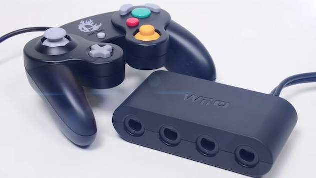 The GameCube Controller Adapter Now Works With Nintendo Switch