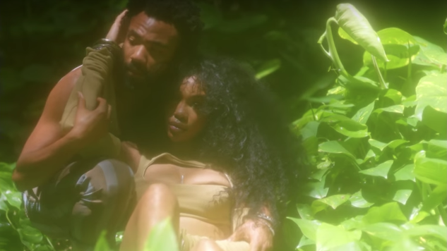 "Watch the Lush New ""Garden (Say It Like Dat)"" Video Starring SZA, Her Mom and Donald Glover"