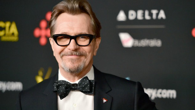 Gary Oldman May Reprise Winston Churchill Role on Stage
