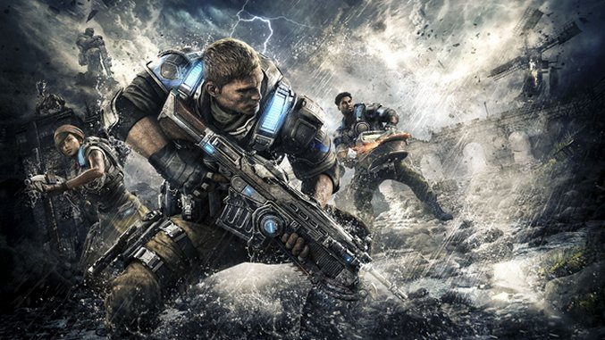 <i>Gears Of War 4</i> is Comforting Despite the Clutter