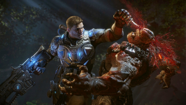 Xbox One/PC Cross-Play Went Live for <i>Gears of War 4</i> Today