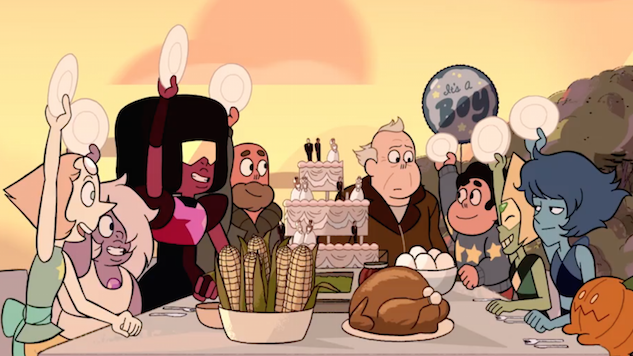 <i>Steven Universe</i>'s Fall Special, &#8220;Gem Harvest,&#8221; Is Exactly What the Country Needs Right Now