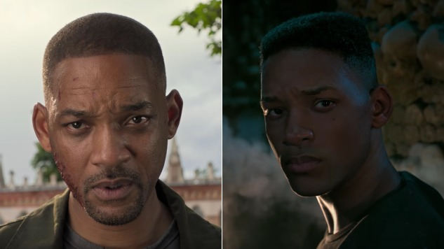 Watch Will Smith and His Doppelganger Go to War in New <i>Gemini Man</i> Trailer