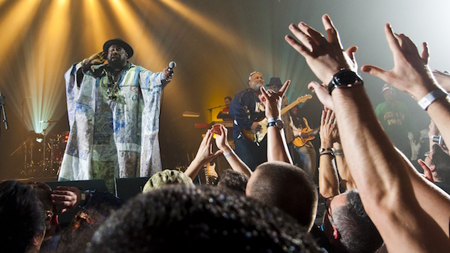 George Clinton & Parliament Just Ambushed Us With a New, Digital-Only Album, Their First Since 1980