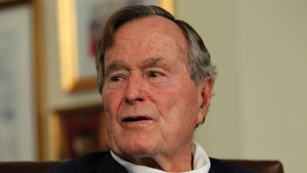 Stock markets will close on Wednesday to honor George H.W. Bush