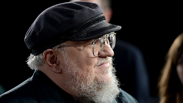 George R.R. Martin Thinks <i>Winds of Winter</i> Will Be Out in 2017