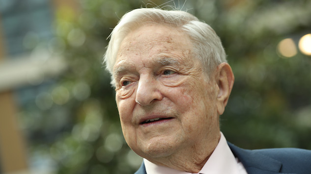 George Soros, Target of Hate Campaign, Found a Bomb in His Mailbox