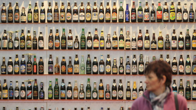 Germany Running Out of Beer Bottles in Midst of Heat Wave