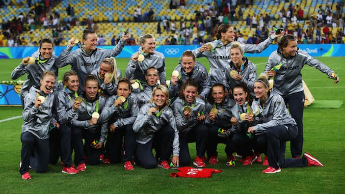 Finals Recap, Plus the Best of the 2016 Women's Olympic Soccer Tournament