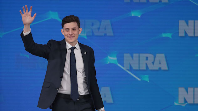 Another TPUSA Leader Resigns After Racist History Uncovered