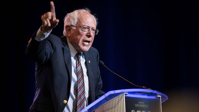 Bernie Sanders Is Starting a Twitch Channel