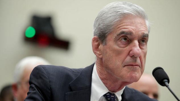 Trump Addresses Mueller Testimony in Unsurprising Twitter Rant