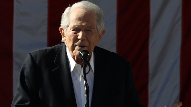 "Even Televangelist Pat Robertson Thinks Alabama's New Abortion Law Is ""Ill-Considered"""