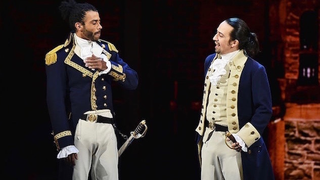 Review: <i>The Hamilton Mixtape</i>