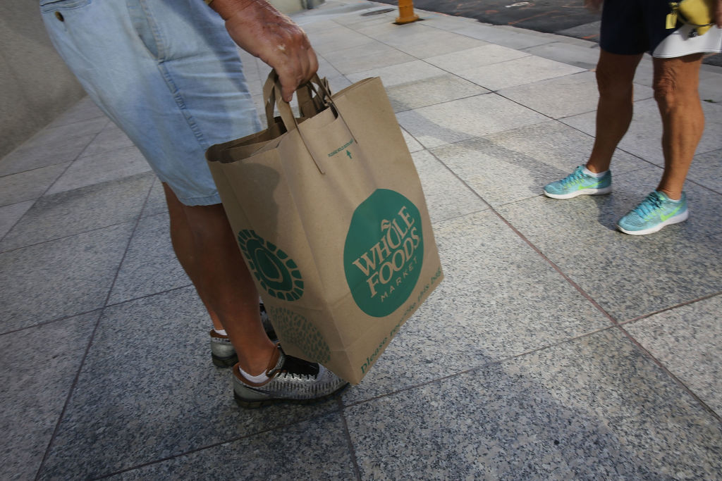 UK supermarket shares are recovering after Friday's Wholefoods shock