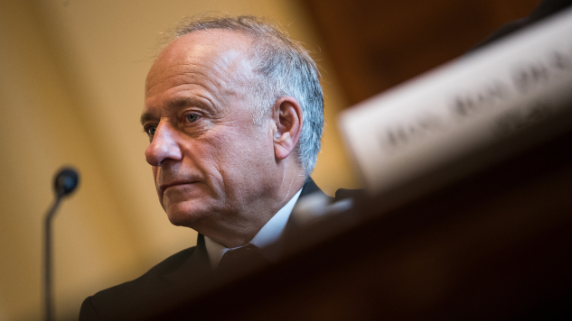 Steve King's Latest Racist Remarks Precede His Removal from Committee Assignments