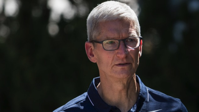 Tim Cook Collects $89.6 Million From Long-Term Deal With Apple