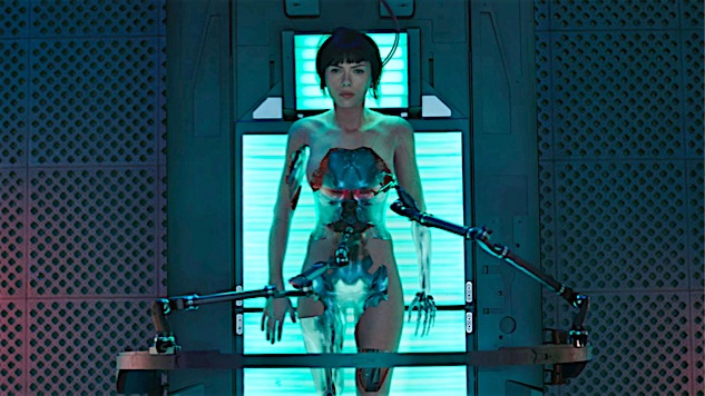 <i>Ghost in the Shell</i>