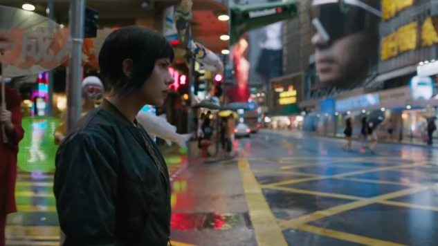 Scarlett Johansson Responds to <i>Ghost in the Shell</i> Whitewashing Claims