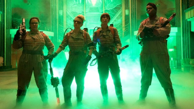 Animated and Live-Action <i>Ghostbuster</i> Movies Are in the Works