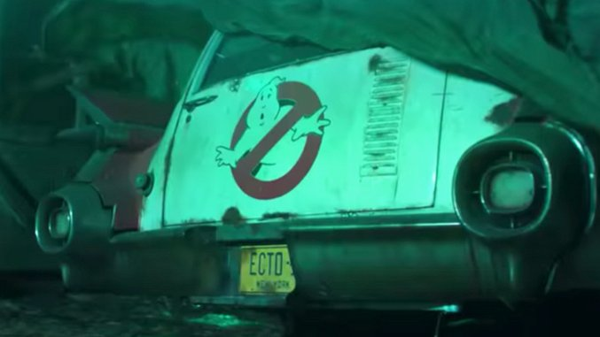 Plot Details, Trailer Date Emerge on <i>Ghostbusters: Afterlife</i>