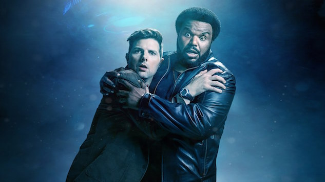 Fox's <i>Ghosted</i> Scares Up Some Good Laughs and Takes Some Big Sci-Fi Swings