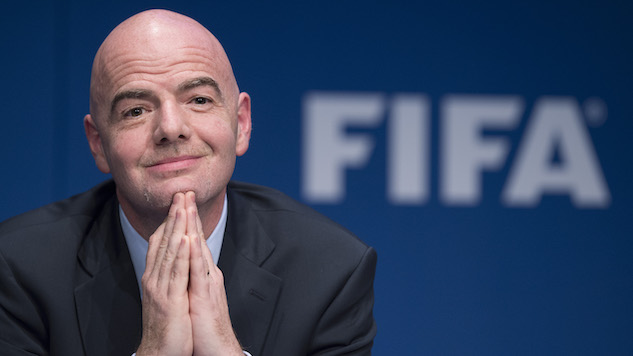 FIFA's Insatiable Desire for a Bigger World Cup is Nothing New