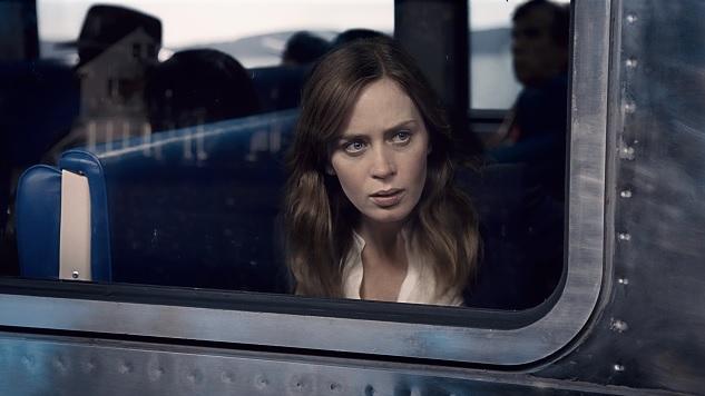 <i>The Girl on the Train</i>