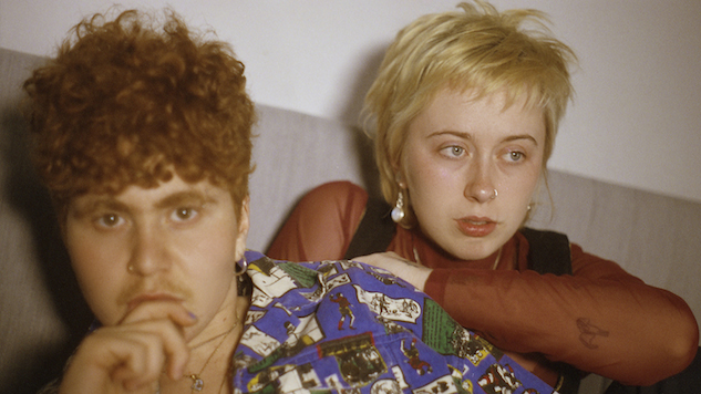 "Girlpool Share New Track, ""What Chaos Is Imaginary"""