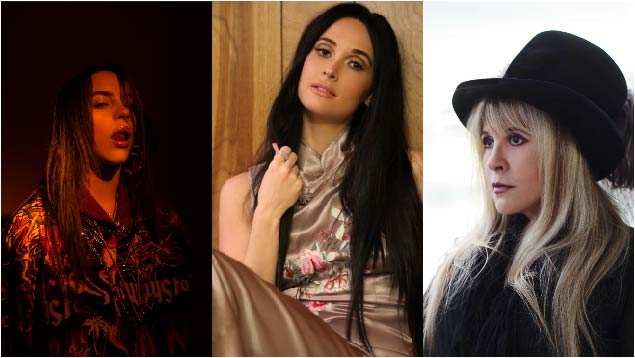 Billie Eilish, Stevie Nicks, Kacey Musgraves and Others to Auction Memorabilia for Youth Music Nonprofits