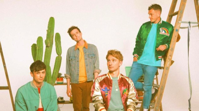 Glass Animals Announce Limited Run of Headlining Shows