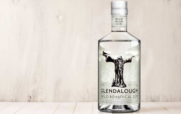 Glendalough Wild Botanical Gin bottle.png