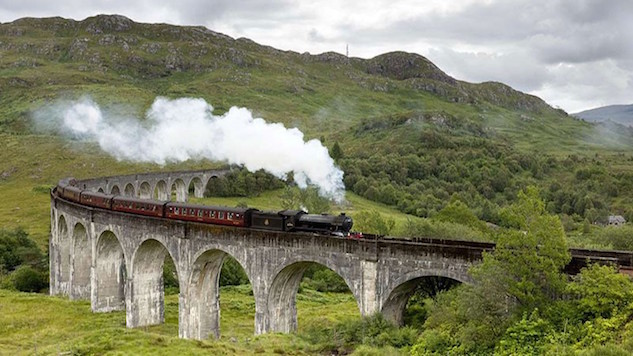 Rail Europe Celebrates the UK's Year of the Literary Heroes with Author-Inspired Trips