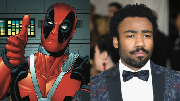 Donald Glover Will Run an Animated <i>Deadpool</i> Show on FXX in 2018