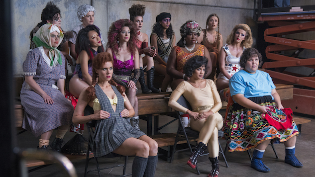 <i>GLOW</i> Season Two Pays Glorious Homage to the '80s, but Its Politics Are Tailor-Made for Now