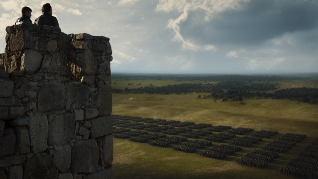 It's All Happening in the <i>Game of Thrones</i> Season Seven Finale Photos