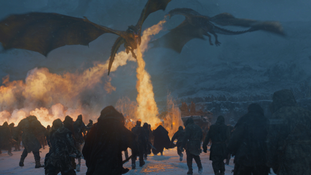 <i>Game of Thrones</i> Returns for Its Final Season in April